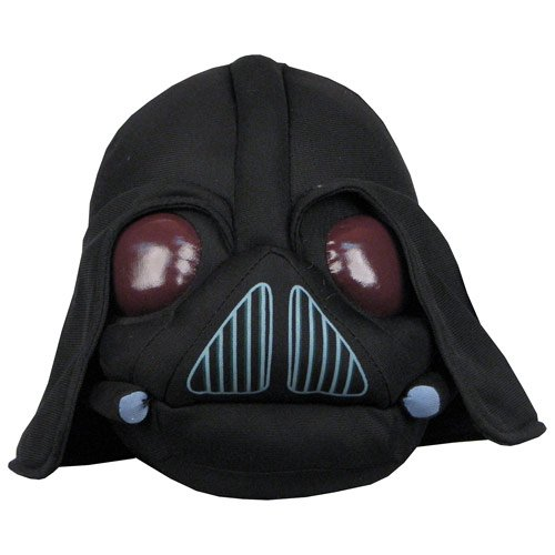 Star Wars Angry Birds Darth Vader 5-Inch Plush