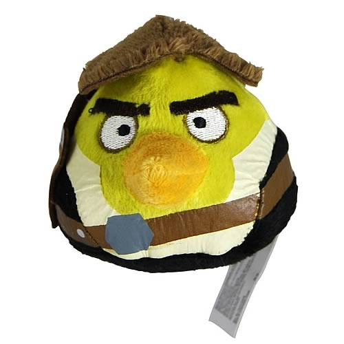 Star Wars Angry Birds 16-Inch Han Solo Plush
