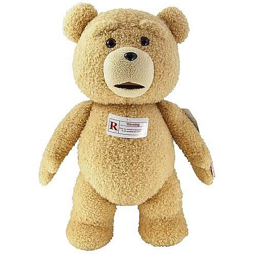 Ted 24-Inch R-Rated Talking Plush Teddy Bear