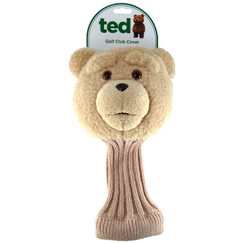 Ted R-Rated Talking Golf Club Cover