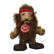 Duck Dynasty Willie Robertson 8-Inch Talking Plush