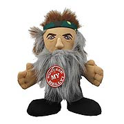 Duck Dynasty Phil Robertson 8-Inch Talking Plush