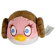 Star Wars Angry Birds 16-Inch Princess Leia Plush