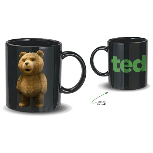 Ted R-Rated Talking 12 oz. Coffee Mug