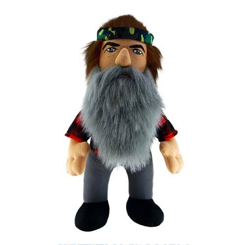 Duck Dynasty Phil Robertson 24-Inch Talking Plush