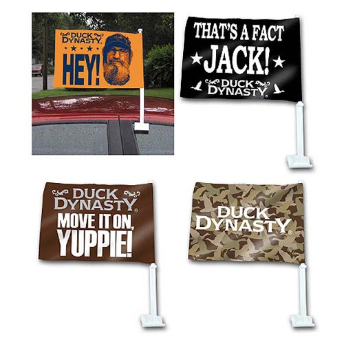 Duck Dynasty Car Banner Flag Case