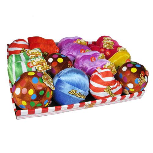 Candy Crush Saga Talking Candy