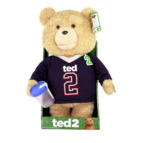 ted the talking bear Product description translated sentence japanese (original) [pre] stuffed [tag yes, beauty products] ted family friendly version 24 inch talking plush toy (plush.
