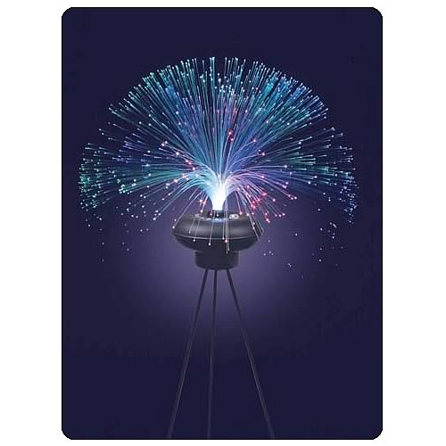 Starlight Floor Model Fiber Optic Lamp