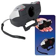 Pocket Laser Light Show