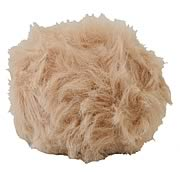 Star Trek Beige Tribble Replica Plush With Sound