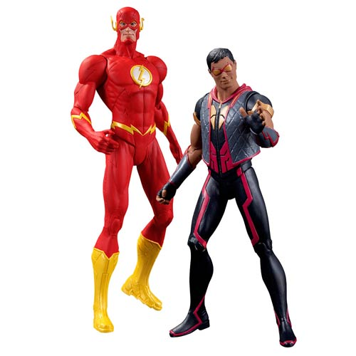New 52 The Flash and Vibe 2-Pack Action Figures