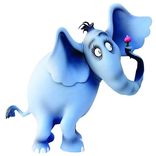 Horton Hears a Who 9-Inch Classic Edition Figure