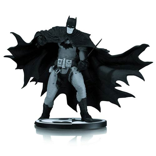 Batman Black and White by Rafael Grampa Statue