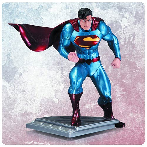 Superman Man of Steel by Jim Lee Statue