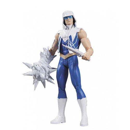DC Comics New 52 Captain Cold Action Figure