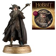 The Hobbit Radagast the Brown Figure with Collector Magazine