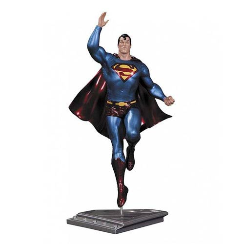 Superman Man of Steel Superman by Frank Quitely Statue