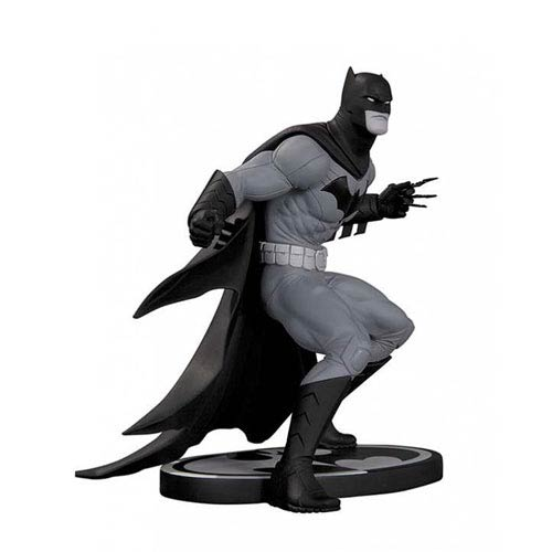 Batman Black and White Batman by Greg Capullo Statue