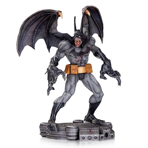 Infinite Crisis Nightmare Batman Statue