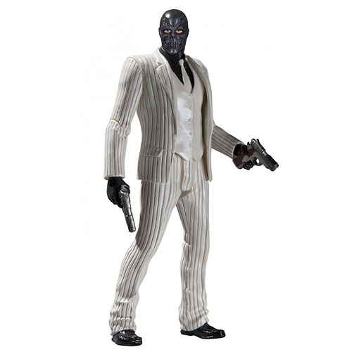 Batman Arkham Origins Series 1 Black Mask Action Figure