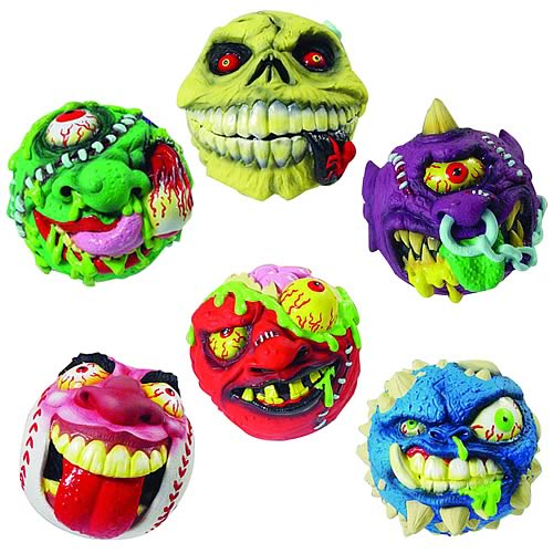 Madballs Series 1 Retro Assortment Case