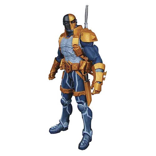 DC New 52 Super Villains Deathstroke Action Figure
