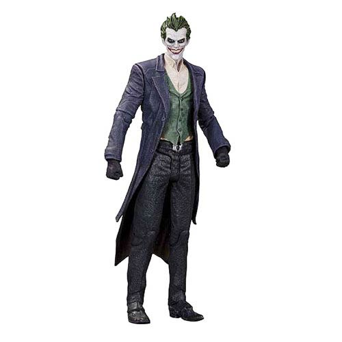 Batman Arkham Origins Series 1 Joker Action Figure