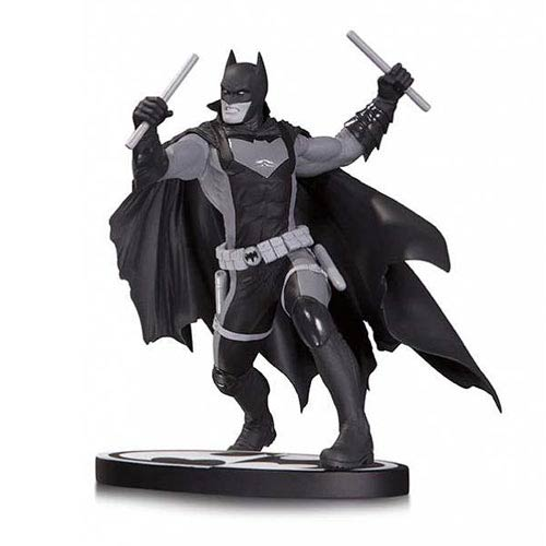 Batman Black and White Earth 2 Batman Statue