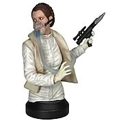 Star Wars Princess Leia Mynock Hunt Mini Bust