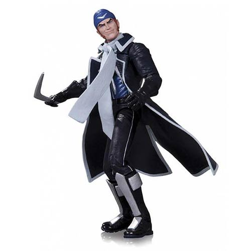 DC Comics Villains Suicide Squad Captain Boomerang Figure
