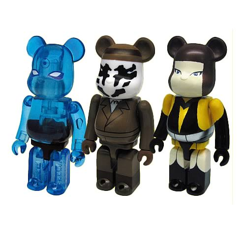 Watchmen Bearbrick Mini Figures Set B