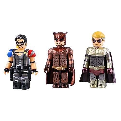 Watchmen Kubrick Mini Figures Set A