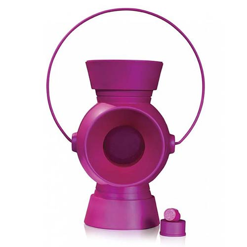 Violet Lantern 1:1 Scale Battery and Ring Prop Replica