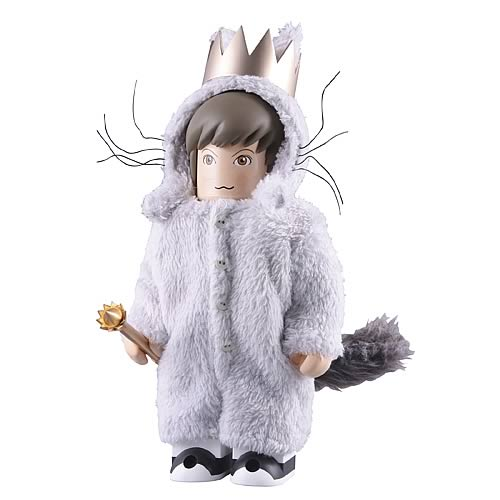 Where the Wild Things Are Max 400 Percent Kubrick Figure