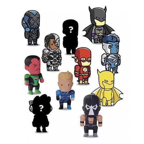 DC Comics Scribblenauts Unmasked Mini-Figures Ser. 2 4-Pack