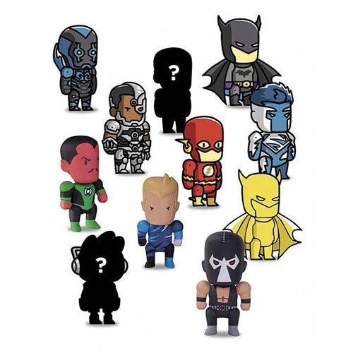 DC Comics Scribblenauts Unmasked Mini-Figures Series 2 Case