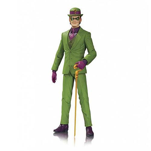 DC Comics Designer Series 1 The Riddler Greg Capullo Figure