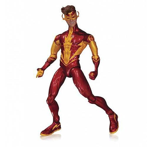 DC New 52 Teen Titans Kid Flash Action Figure