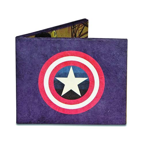 Captain America Mighty Wallet