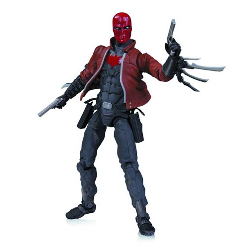 Red Hood and the Outlaws Red Hood Action Figure