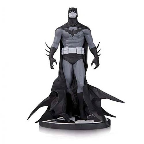 Batman Black and White Batman by Jae Lee Statue