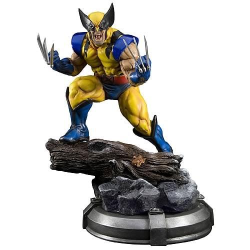 X-Men Wolverine Danger Room Sessions Fine Art Statue