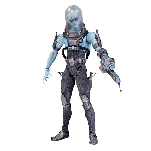 DC Comics Designer Series 2 Mr. Freeze Capullo Action Figure