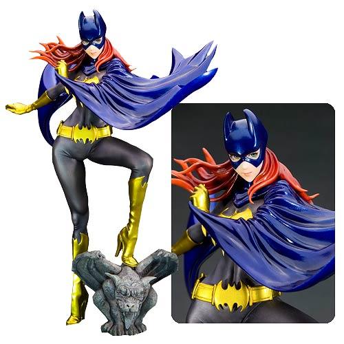 DC Comics Batgirl Bishoujo Statue