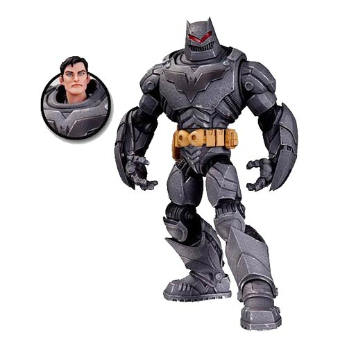 dc comics action figure: