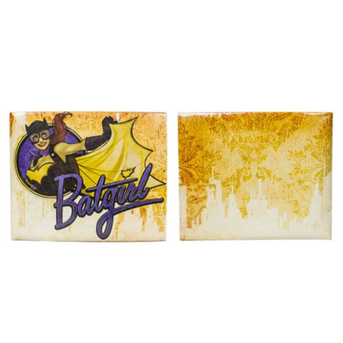 DC Bombshells Batgirl Mighty Previews Exclusive Wallet