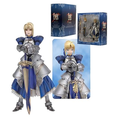 Fate/Stay Night Saber Hyper Fate Collection Figure