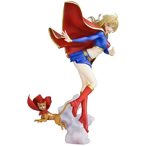DC Supergirl Bishoujo Statue