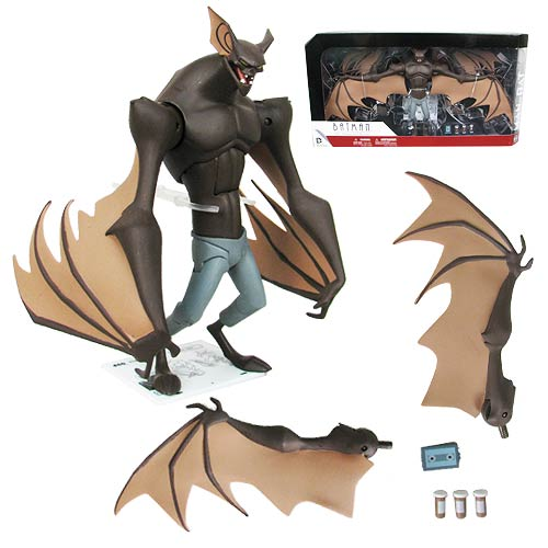 Batman The Animated Series Man-Bat Action Figure